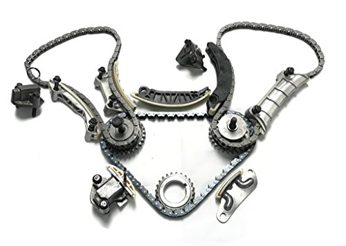 Diamond Power Timing Chain kit works with Chevrolet Buick Cadillac Captiva Lacrosse CTS 2.8L 3.2L 3.6L DOHC 2004-2012