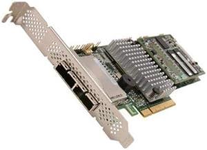 LSI Logic MegaRAID 9285-8e 8ポート SAS RAIDコントローラーMEGARAID 9285-8E RAID SAS 1GB PCIE 2.0 1333MHZ SFF-8088 SAS-R.シリアル接続 SCSI (...