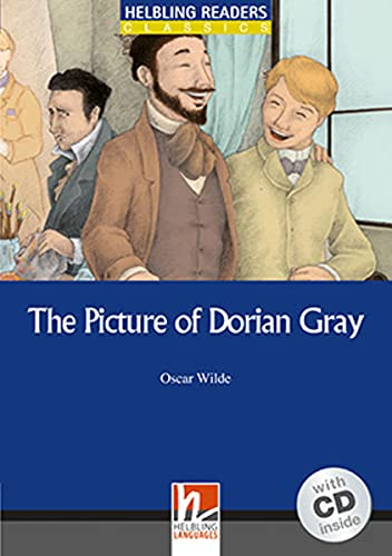 The Picture of Dorian Gray. Con Audio CD. Blue Series Level 4. A2,B1 [Lingua inglese]