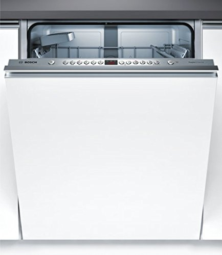Bosch Serie 4 SMV46IX03E Totalmente integrado 13cubiertos A++ lavavajilla - Lavavajillas (Totalmente integrado, Tamaño completo (60 cm), Acero inoxidable, Botones, Frío, 13 cubiertos)