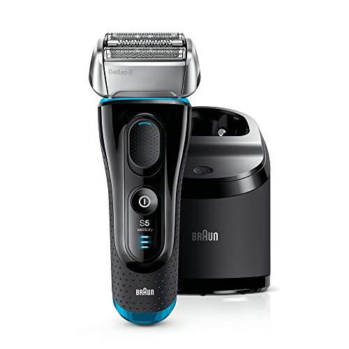 Braun Series 5-5190cc Elektrorasierer schwarz-blau