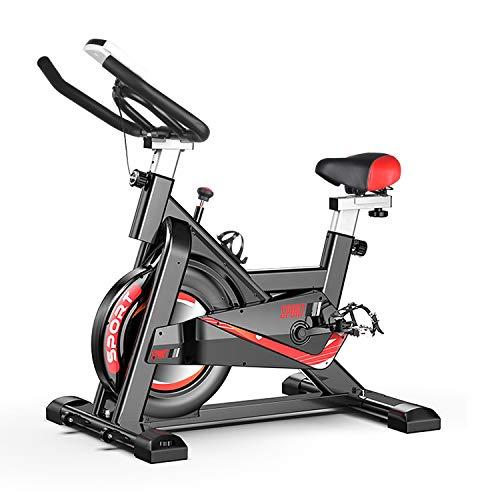 DnKelar Heimtrainer Fahrrad für zuhause, Heim Sitzfahrrad mit Digitaler Monitor, Multifunktionaler Beintrainer Fahrradtrainer 150 kg Belastbar, Fitness Bike mit einstellbare Sitzhöhen (Type1)