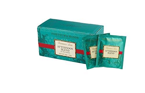 Fortnum & Mason British Tea, Afternoon Blend, 25 Teabags