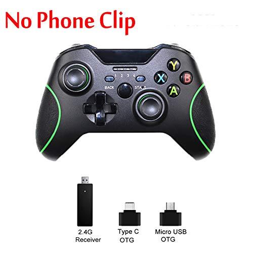 STHfficial 2.4G Draadloze Controller Voor Xbox One Console Voor PC Voor Android Smartphone Gamepad Joystick