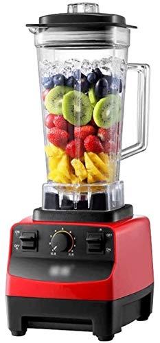 Blender Smoothie Blender professionnel Blender Countertop, 2000W Smoothie haute vitesse Blender/Mixer for Shakes et smoothies, mélangeur commercial Crusing glace, congelé Desser avec minuterie