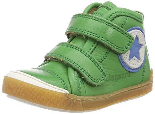 Bisgaard Unisex-Kinder 40705.119 Hohe Sneaker, Grün (Green 1001), 25 EU
