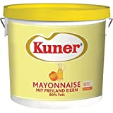 Kuner Mayonnaise 80% Fett 15kg