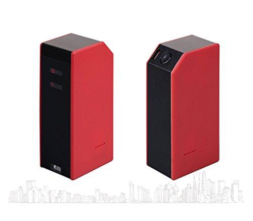 HEADSET CUIYAN Teclado inalámbrico con Bluetooth Teclado con Altavoz de proyección Virtual (Color : Rojo)