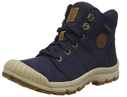Aigle Damen Tenere Leather & GTX W Trekking-& Wanderstiefel, Blau (Darknavy 001), 39 EU