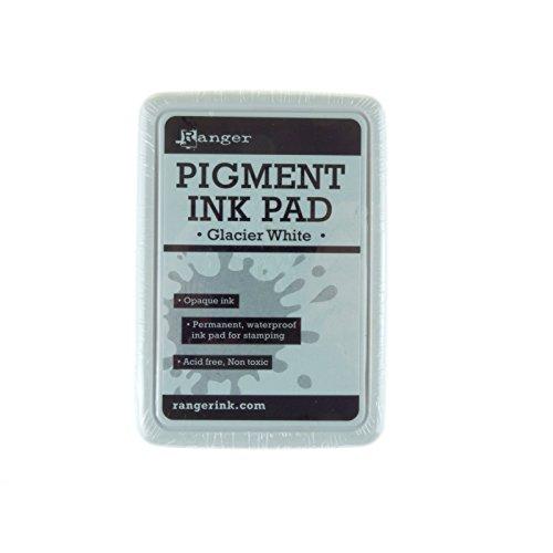 Pigment Ink Pad-Glacier White