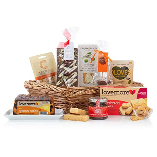 Gluten & Wheat Free Gift Hamper - Hamper for Coeliacs