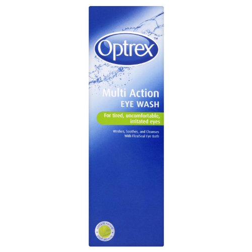 Optrex Multi-Action Eye Wash, 30...