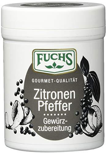 Fuchs Zitronen Pfeffer Gewürzzubereitung, 70 g