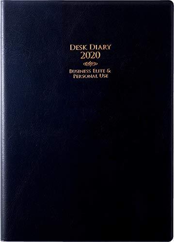 高橋 手帳 2020年 B5 デスクダイアリー 黒 No.66 (2020年 1月始まり)