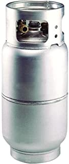 Worthington 297297 33-Pound Aluminum Forklift Propane Cylinder With Gauge And Fill Valve
