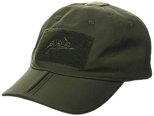 Helikon Gorra de béisbol Plegable Tex para Hombre, polialgodón, Ripstop, Hombre, 5598,...