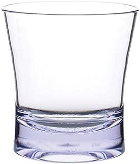 Carlisle 561207 Alibi Heavy-Weight Plastic Double Old Fashioned Glass, 12 oz (Set of 24)