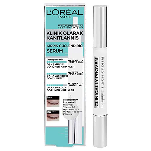 L´Oréal Paris Make Up Artist Serum de Pestañas Clínicamente Probad
