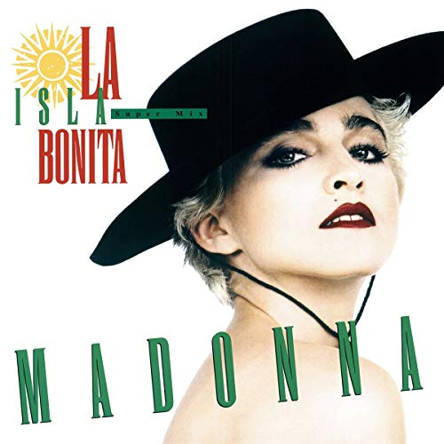 La Isla Bonita-Super Mix [Vinyl Maxi-Single]