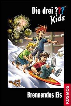 Die drei ??? Brennendes Eis von Harald Juch (Illustrator),,Ulf Blanck (Erzähler) ( 7. August 2009 )