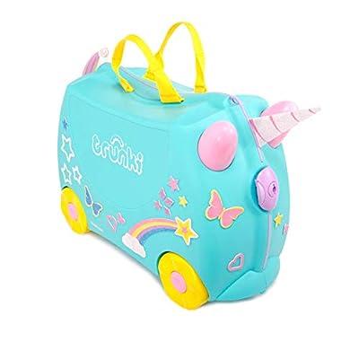 Trunki Ride-On Suitcase The Unicorn