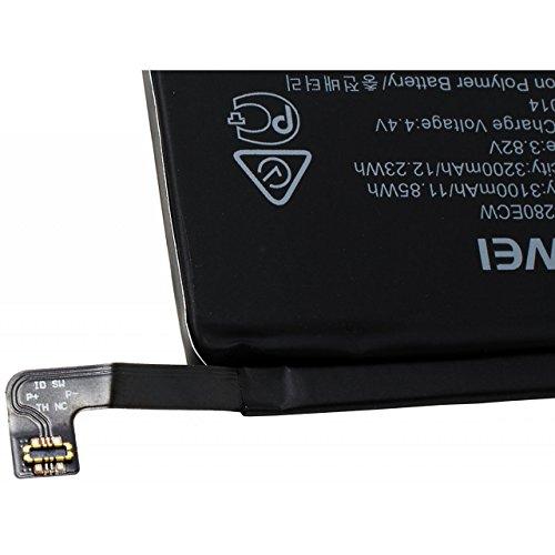 HUAWEI HB386280ECW Interner Ersatzakku 3200 mAh kompatibel P10 / Honor 9 - 3