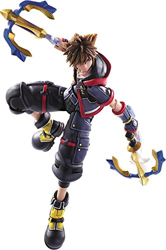 Square Enix Kingdom Hearts III: Sora Bring Arts Action Figure