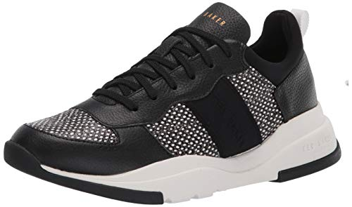 TED BAKER WEVERDS Sneakers dames Zwart Lage sneakers