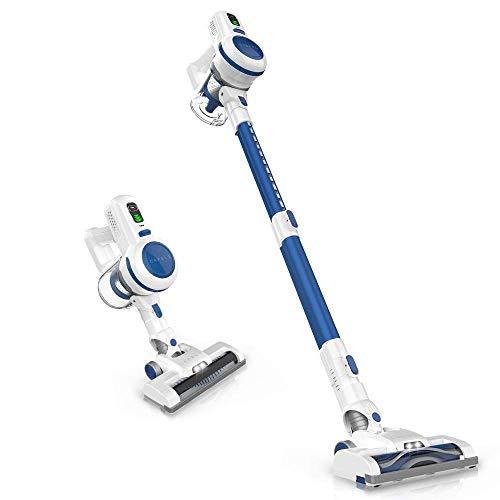 ORFELD Cordless Vacuum, 22000Pa Hurricane Suction Stick...