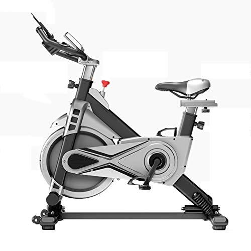 Life HS Swing Ejercicio Bike Cross Trainer Ejercicio Ajustable Bicicleta con Pantalla LED, Entrenamiento De Cardio Super Mute Ciclismo Interior Equipo De Ejercicio para Uso En El Hogar,Negro