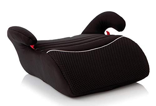 Bellelli EOS BOO Sitzerhöhung für Autositz, 15–36kg, schwarz eos