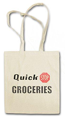Urban Backwoods Quick Stop Groceries Boodschappentas Schoudertas Shopping Bag
