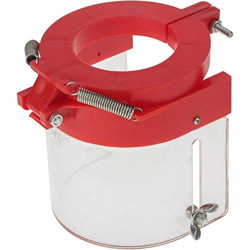 Shop Fox D4580 Chuck Guard for 34' Bench-Top Radial Drill Press
