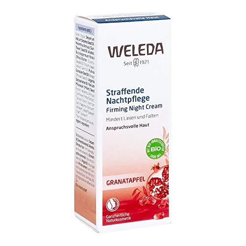 WELEDA Granatapfel straffende Nachtpflege 30 ml