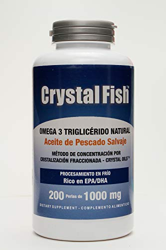 Universo Natural Crystal Fish - 200 perlas