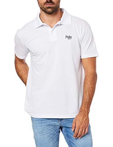 Polo Match Kit com Três Camisas Polo Piquet Regular Fit GG, Branco/Preto/Marinho
