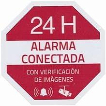 Amazon.es: carteles de alarmas