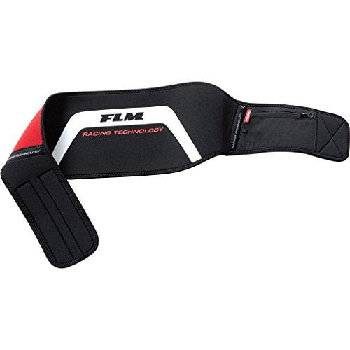 FLM Nierengurt Motorrad Herren und Damen Sports Nierengurt 4.0 schwarz L, Unisex, Multipurpose, Ganzjährig, Textil