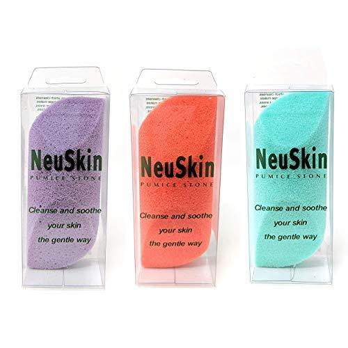 NeuSkin Fußbimsstein - reinigt und beruhigt Ihre Haut auf sanfte Weise