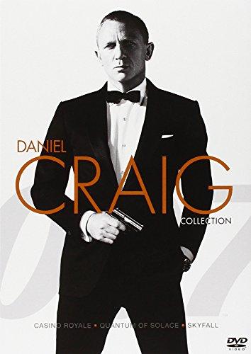 007 - Daniel Craig Cofanetto (3 DVD)