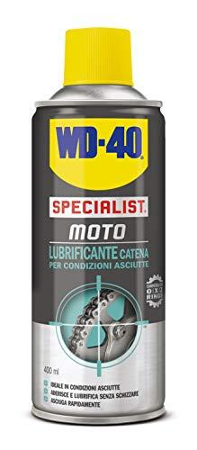 WD-40 Specialist Moto - Lubrificante Catena Moto Spray - 400 ml
