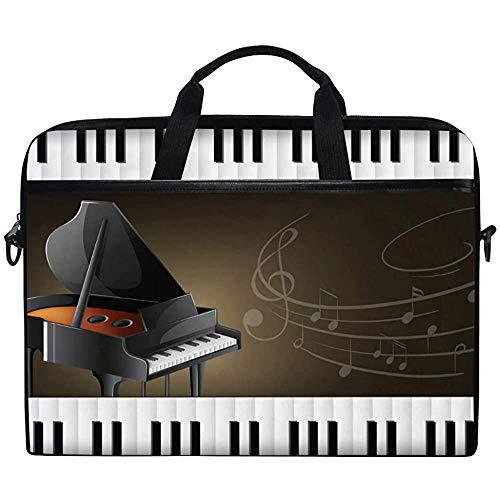 Piano De Cola con Teclados Notas Musicales Multifuncional Ma