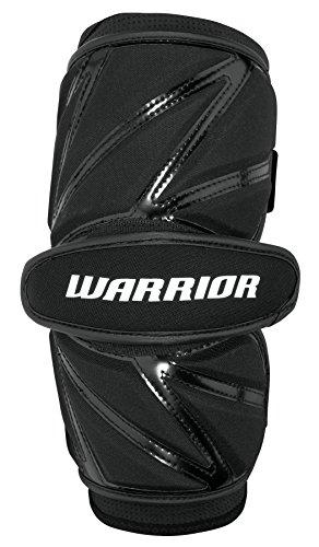 Warrior Regulator Arm Pad, Black, Large