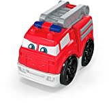 Mega Bloks Building and Story Telling Set (3Piece)- Fire Truck