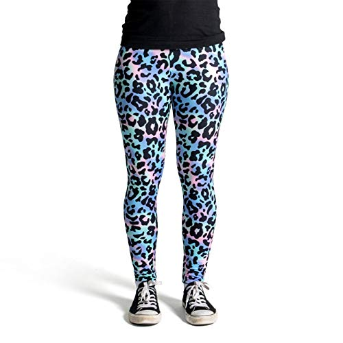 cosey - Leo Line Leggings - Animalprint - im Leopardenmuster Design 5