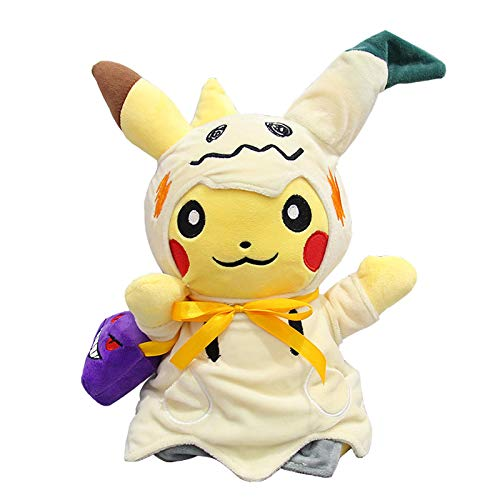 ZOXX Juguetes de Peluche de Pokemon Charmander Bulbasaur Squirtle Juguetes de Peluche máquina de Garra Creativa muñeca de Peluche para Chico 30Cm Juguetes Suaves para aliviar el estrés