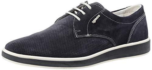 IGI&CO Uomo UBW 51083, Scarpe Stringate Derby, Blu (Jeans 5108300), 39 EU