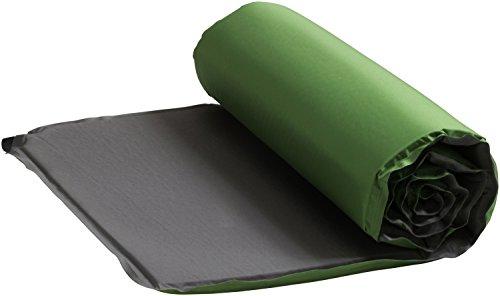 McKinley Thermomatte & Isomatte Camper M25 (Farbe: grün/anthrazit)