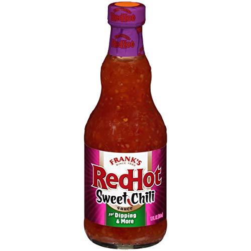 Frank's RedHot Sweet Chili Sauce, 12 fl oz