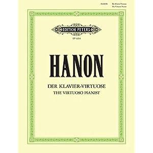 Der Klavier-Virtuose: Neue und durch Ergänzungsübungen erweiterte Ausgabe (Grüne Reihe Edition Peters)